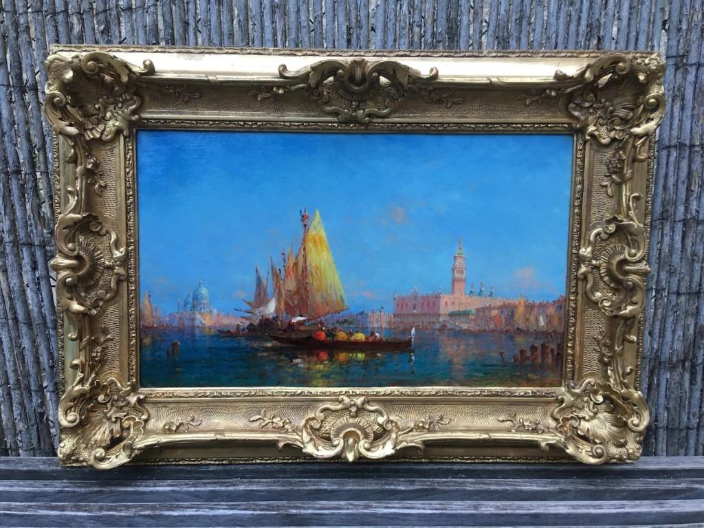 Vue de Venise Calderon