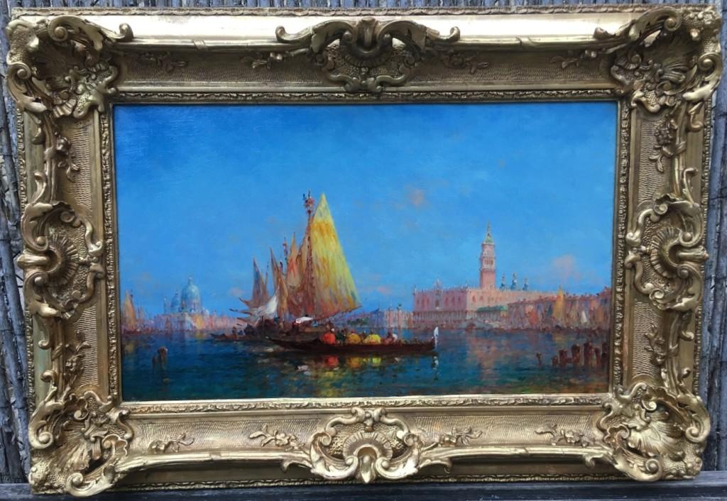 Vue de Venise Calderon 2