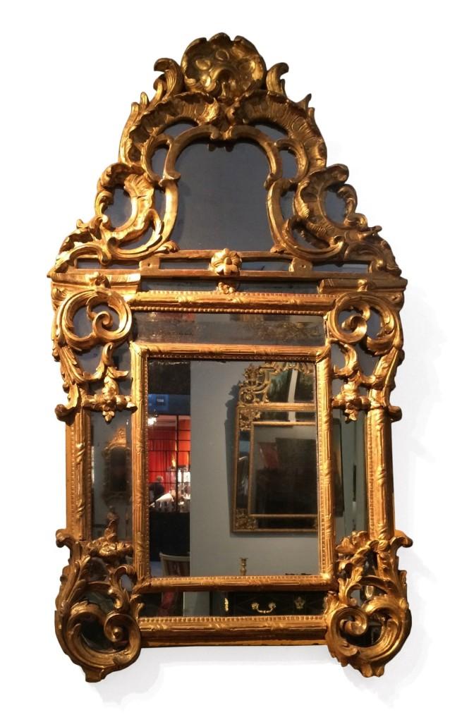 Miroir Regence 2
