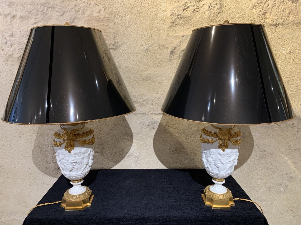 Paire lampes